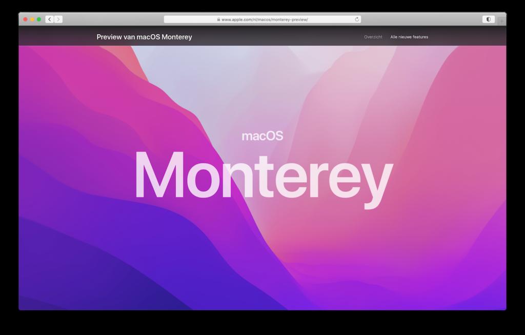 Moet je macOS Monterey wel of niet gaan installeren?